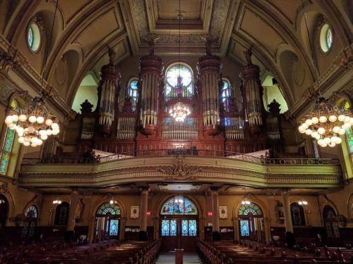 Saint Jean-Baptiste, Montréal
